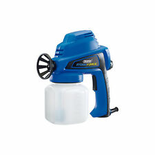 Draper Storm Force Electric Airless Spray Gun Power Sprayer For Liquids 80W 230V