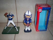 PEYTON MANNING  BOBBLE HEAD WITH McFARLAND