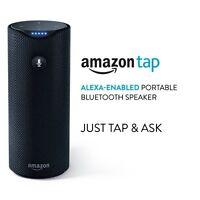 NEW Amazon Tap - Alexa Enabled Portable Bluetooth Speaker