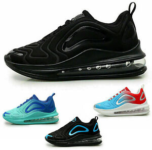 MENS TRAINERS AIR SHOCK ABSORBING RUNNING WALKING JOGGING GYM BOYS SHOES BOOTS