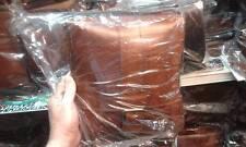 Borsello Piatto in CUOIO Tracolla verticale borsa Artigianale bag man 28x30 L5CM