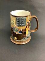 "Royal Doulton Beswick Christmas Carol 5"" Yule Mug 1973 Tankard"