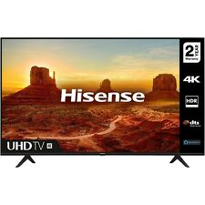 """Refurbished Hisense 65"""" 4K Ultra HD with HDR LED Freeview Play Smart TV"""