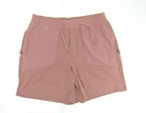 Lululemon In The Key Perforated Shorts Peach Size XXL 2XL Running Basketball