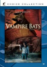 VAMPIRE BATS (Lucy Lawless) Region Free DVD - Sealed