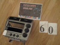 Honda civic type r s ep2 ep3 ev1 ev2 01-06 centre console stereo surround (60)