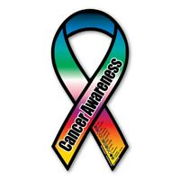 Neuroblastoma Ribbon Magnet