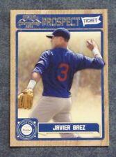2011 PLAYOFF CONTENDERS JAVIER BAEZ ROOKIE CARD #RT13