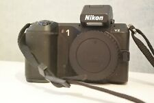 NIKON 1 V2 camera  body only excellent, low use, NIKON 1