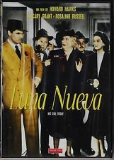 Howard Hawks: LUNA NUEVA con Cary Grant, Rosalind Russell...
