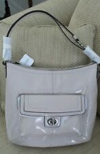 NWT COACH PENELOPE PATENT LEATHER CONVERTIBLE SHOULDER CROSSBODY BAG F21001