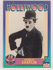 1991 Starline Hollywood Walk of Fame Charlie Chaplin