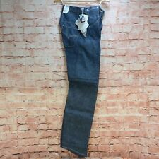Levis Engineered Standard Fit Jeans Label Size W28 L34 Free Postage