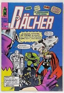 DIE RÄCHER Nr. 1 gut / Z: 2 , Marvel - Williams ab 1974