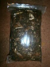 Woodlice / Millipede Substrate  Wood Mulch Reptile Invert Spiders Insects