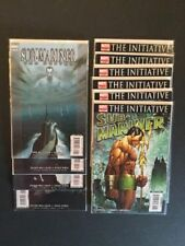 Submariner The Initiative #s 1-6, The Depths 1-4 (Marvel Comics)