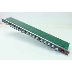 Amek Recall RL 10 Stereo Channel Module, Fully Working (No.1)