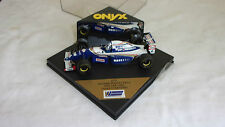 FORMLE 1 ONYX WILLIAMS RENAULT FW16 TEST  CAR 1995 PILOTE DAVID COULTHARD