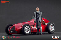 1:18 Nicola Romeo VERY RARE!!! figurine NO CARS !! for diecast collectors by SF