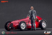 1/18 Nicola Romeo VERY RARE!!! figures for 1:18 CMC Autoart Alfa Romeo