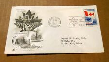 1967! Canadian Postage Stamps! Ottawa Postmark! w/(1) 5 Cent Stamp! VG Cond!+NR
