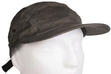New Era Camper Dark Grey River Digi Camouflage 5-Panel Strapback Buckle Hat Cap