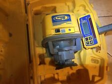 SPECTRA PRECISION LL500 ROTARY LASER LEVEL,