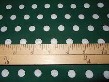 1 yard Little Dot Hunter Fabric