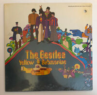 The Beatles - Yellow Submarine - SEALED 1969 US Apple 1st Press SW 153