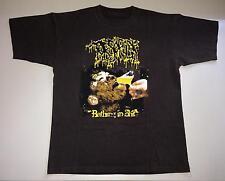 TORSOFUCK T-Shirt Waco Jesus Lividity Sikfuk Grind Metal Gr.M **GUTER ZUSTAND**