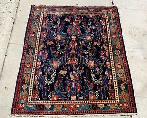 An Antique Senneh Carpet