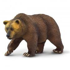 Safari Ltd 100274 Grizzly Bär 22 cm Serie Wildtiere XXL Neuheit 2019