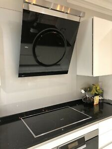 Elica IO 80cm Touch Control Cooker Hood Extractor Fan With Chimney RRP £1400