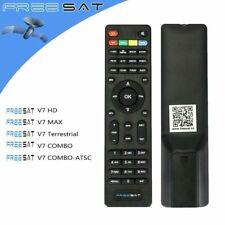 Mando l nuevo para Freesat HD V7 / max / v7 combo, v7 Terrestre y GTmedia