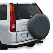 BLACK NEW HONDA CRV SPARE TIRE COVER WEATHER RESISTANT, RUGGED Easy Install 14''