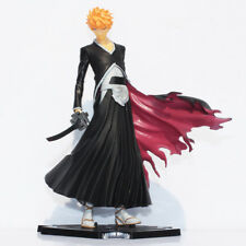 Bleach Anime BOXED Ichigo Kurosaki Figure Action Figurine Toy PVC Doll Kids