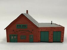 """N scale Halloran scratch built """"O'Halloran and Sons"""""""