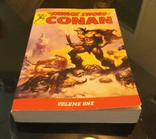 Conan: The Savage Sword of Conan Vol. 1 by Roy Thomas TPB