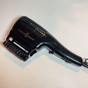Gold N Hot Professional 1600 Watt Electric Hair Styler Dryer Model GH3202
