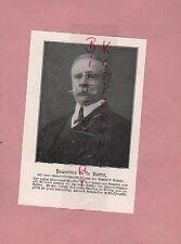 1911, fotografía efigie ya que Francisco la barra presidente de la República de México