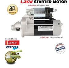 FOR TOYOTA YARIS VITZ 1.3 VVTI 87BHP 1298cc 2005 > NEW 1.3 KW STARTER MOTOR