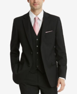 Tommy Hilfiger Men's Suit Jacket Modern Fit Stretch 38 R/M37.5