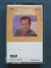 Jim Reeves--The Legendary Jim Reeves Cassette Two--1986