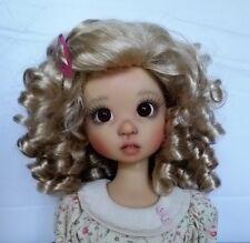 Monique BELLE wig 8/9 for EID 1/3 BJD MSD DZ DOD Dollmore Luts Wiggs Blond/Brown