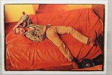 "ANNIE LEIBOVITZ : ""BRAD PITT""  Kunst-Postkarte"