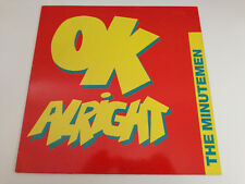 The Minutemen ‎- OK Alright - Mix 12'' Genere: Electronic House