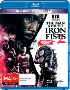 THE MAN WITH THE IRON FISTS 2 (2015) [NEW BLURAY]