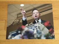 Martin O'Malley Governor Maryland Autograph Signed 8x10 Photo 2016 President #4