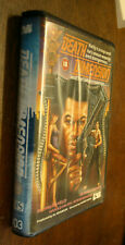 Death Dimension 1978 VHS big box c1983