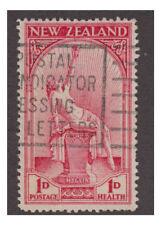 New Zealand - 1932 Semi Postal.. Sc. #B5, SG #552. Used
